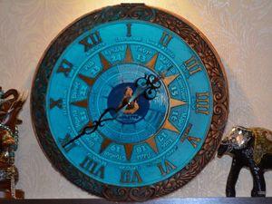 Изготовление светящих часов. Талисман-Именослов-календарь. Ярмарка Мастеров - ручная работа, handmade.