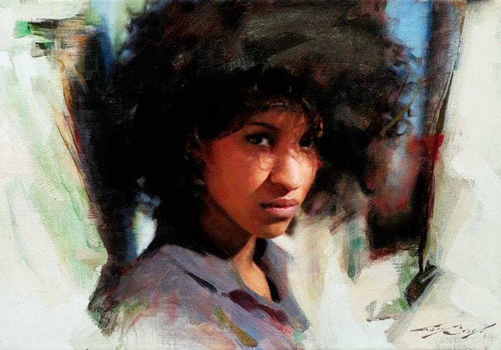 художник casey baugh