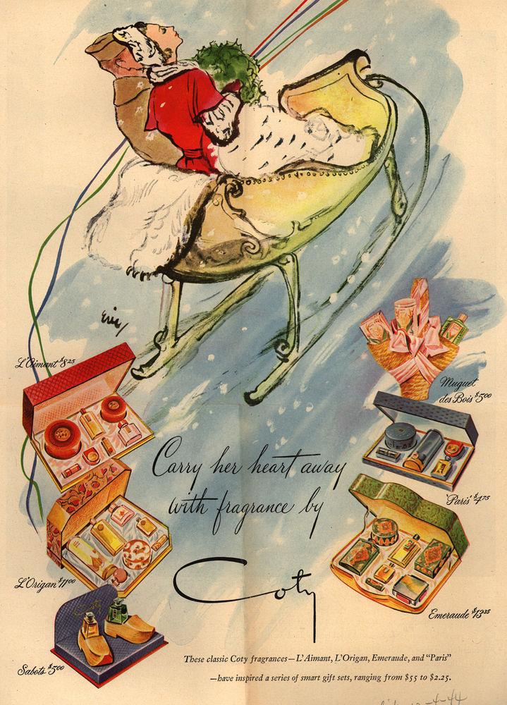 Дуновение зимы: модные тенденции парфюмерии, фото № 3