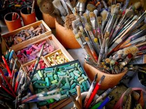 День художника!. Ярмарка Мастеров - ручная работа, handmade.