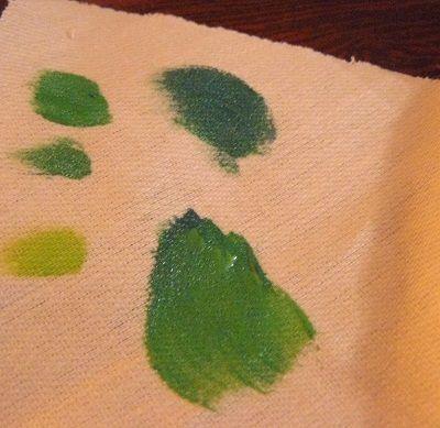 Цветоподбор на образце ткани