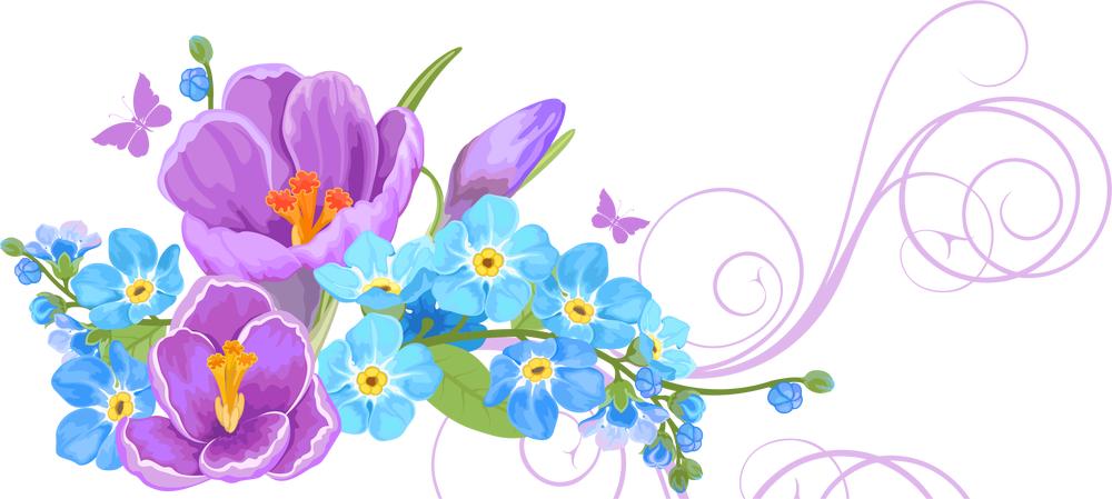 делаешь картинки цветов на 8 марта красивые на прозрачном фоне основу, которой покрываете