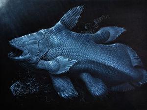 35 невероятных картин уральского художника-фантаста Константина Коробова. Ярмарка Мастеров - ручная работа, handmade.