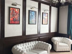 Примеры размещения моих картин в интерьере | Ярмарка Мастеров - ручная работа, handmade