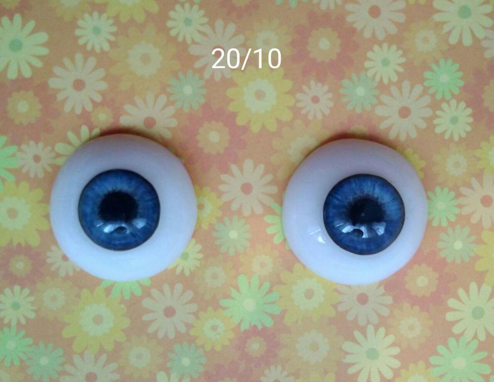 глаза, куклы