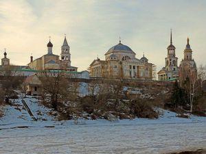 Древний монастырь возрождается. | Ярмарка Мастеров - ручная работа, handmade