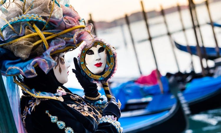 Refined, Elegant, Mystical: The Carnival of Venice, фото № 8