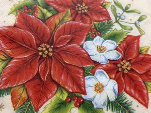 Новогодние салфетки по 10 рублей!!!. Ярмарка Мастеров - ручная работа, handmade.