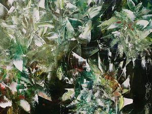 Зеленый шум   Ярмарка Мастеров - ручная работа, handmade
