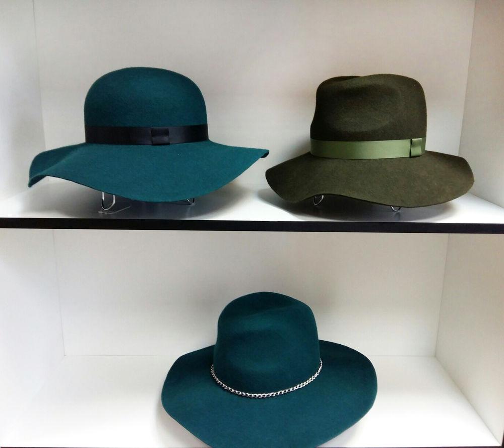 скидка на фетровые шляпы, весенняя коллекция