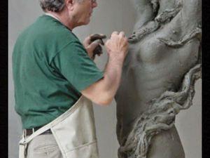 Грациозность и выразительность линий в скульптурах Bruno Lucchesi. Ярмарка Мастеров - ручная работа, handmade.