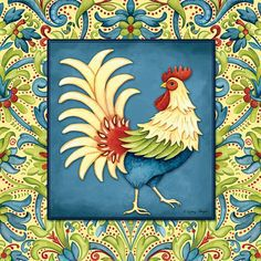 Country Rooster I