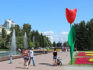 Жизнь города Барнаула. | Ярмарка Мастеров - ручная работа, handmade