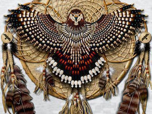Магия хенд-мейда: перья и ловцы снов. Ярмарка Мастеров - ручная работа, handmade.