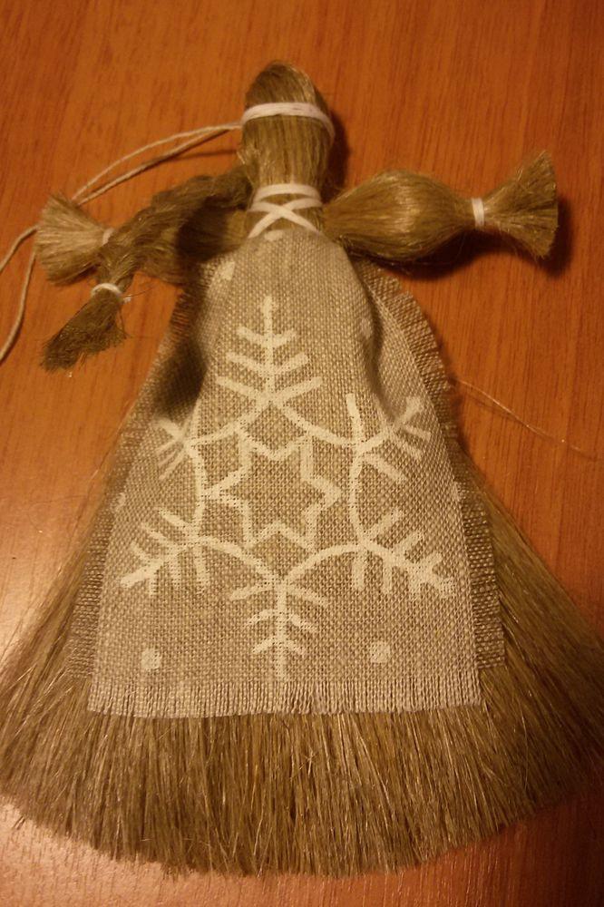 кукла льняница, русский стиль