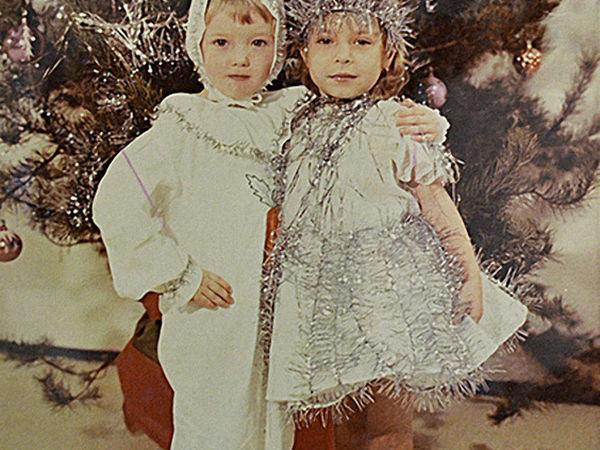 Кем мы были в Новый год. Утренники в СССР   Ярмарка Мастеров - ручная работа, handmade