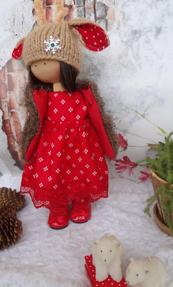 конкурс, интерьерная кукла