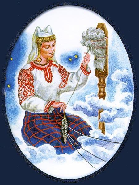 Реферат на тему богиня макошь 2304