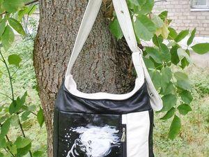 Распродажа сумок)Три кожаных сумки по выгодной цене). Ярмарка Мастеров - ручная работа, handmade.