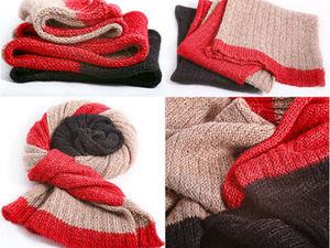 Скидка на шарфики 40% | Ярмарка Мастеров - ручная работа, handmade