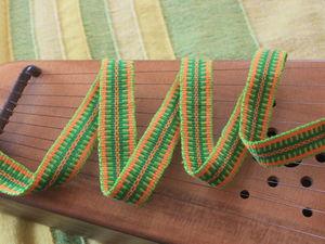 ремешок для гуслей | Ярмарка Мастеров - ручная работа, handmade