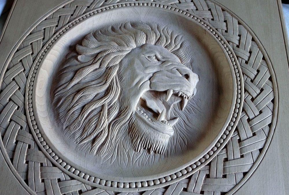 нарды, панно лев, нарды ручной работы, бук