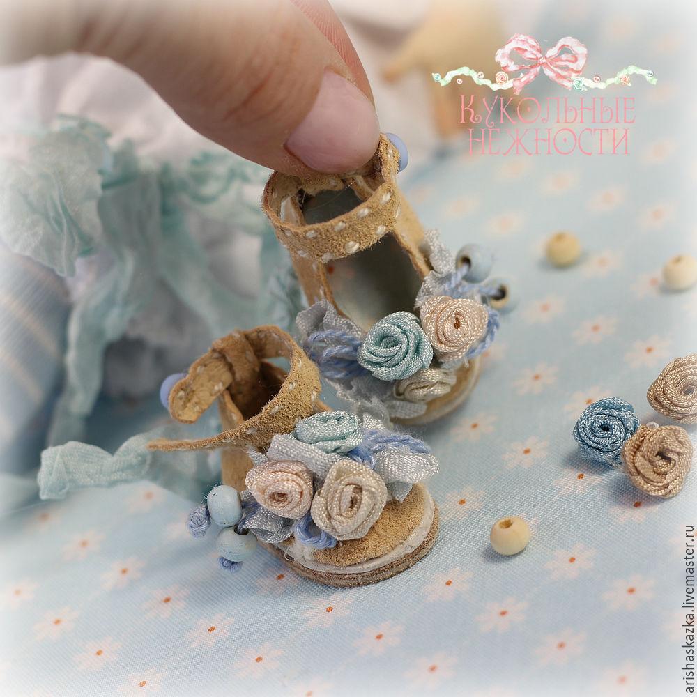 кукла, мастер-класс, обувь для куклы, мастер класс по <u>куклы тильда в стиле шебби шик</u> кукле, авторская кукла, розы из ленты, шебби лента, бохо стиль, по кукле, для куклы