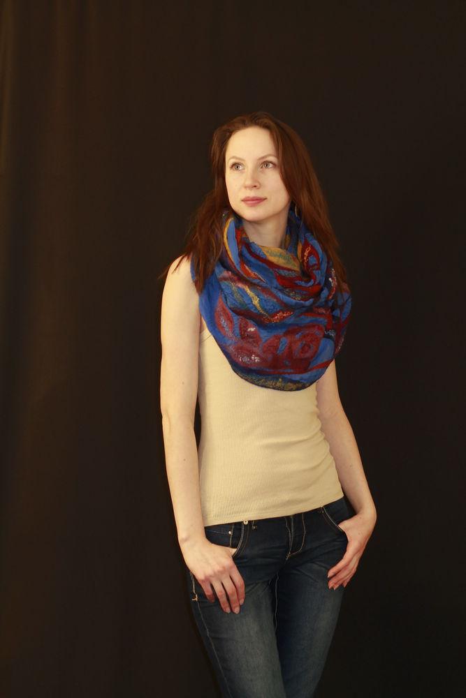 шарф нуновойлок