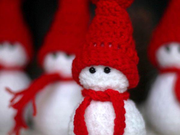 112 дней до, Снеговики Forever!.... или пора начинать подготовку!   Ярмарка Мастеров - ручная работа, handmade