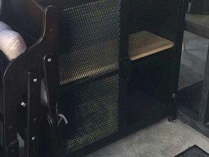Шкафы из металла. Настоящий лофт. | Ярмарка Мастеров - ручная работа, handmade