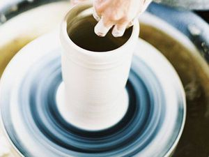 Медитация на гончарном круге | Ярмарка Мастеров - ручная работа, handmade