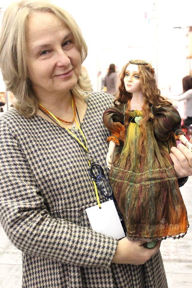 сказка, любимой, авторская кукла, авторская роспись, интерьерные куклы