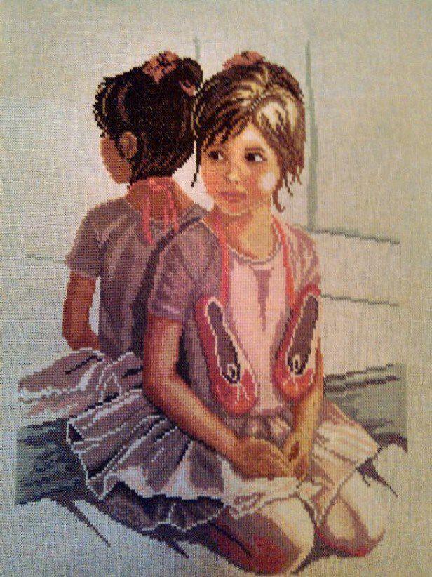 вышивание