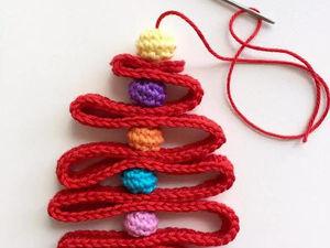 Праздничные ёлки — они такие разные. Ярмарка Мастеров - ручная работа, handmade.