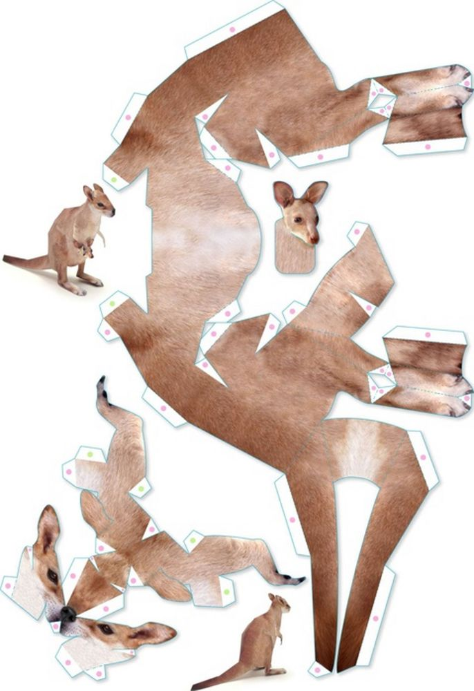 Как сделать картинки с животными, блестящие