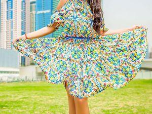 Супер платье для тебя!-30%. Ярмарка Мастеров - ручная работа, handmade.