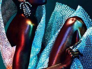 All That Glitter: блестящая коллекция фэшн-фото от Andrew Yee. Ярмарка Мастеров - ручная работа, handmade.