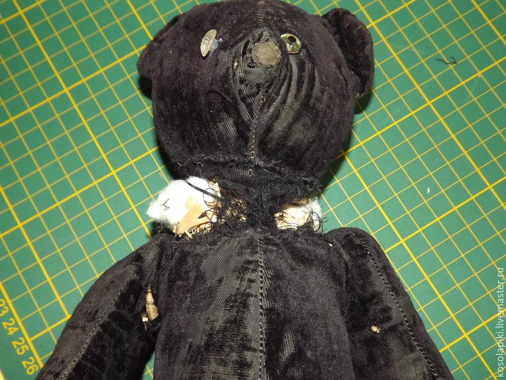 реставрируем медведя