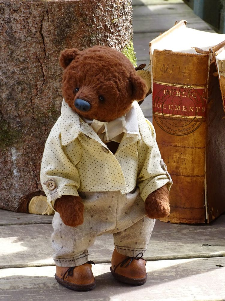 тедди, медведь