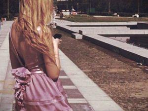 Платье для школьного выпускного.. Ярмарка Мастеров - ручная работа, handmade.