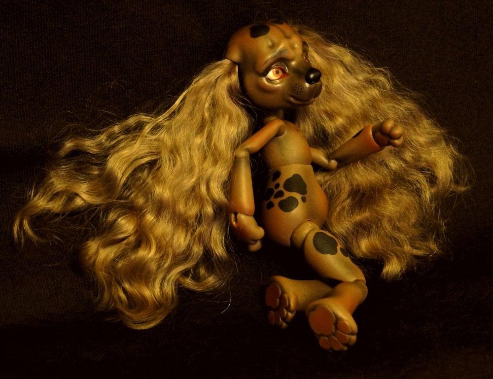 шарнирная кукла, подарок