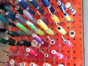 Организуем вместительную швейную мастерскую в условиях небольшого пространства. Ярмарка Мастеров - ручная работа, handmade.