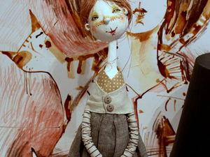 Аукцион ! Кукла Варвара   Ярмарка Мастеров - ручная работа, handmade