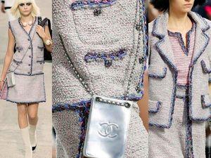 Стиль Шанель — модная классика. Ярмарка Мастеров - ручная работа, handmade.