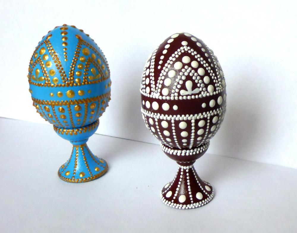 мк по точечной росписи, мк для взрослых, мк для начинающих, пасхальный сувенир, яйцо на подставке, мк в омске, irina krash