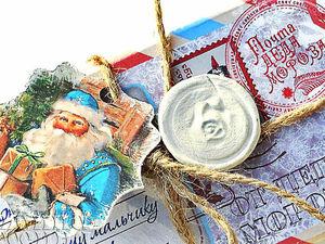 Доставка почтой — в подарок к Новому году!. Ярмарка Мастеров - ручная работа, handmade.