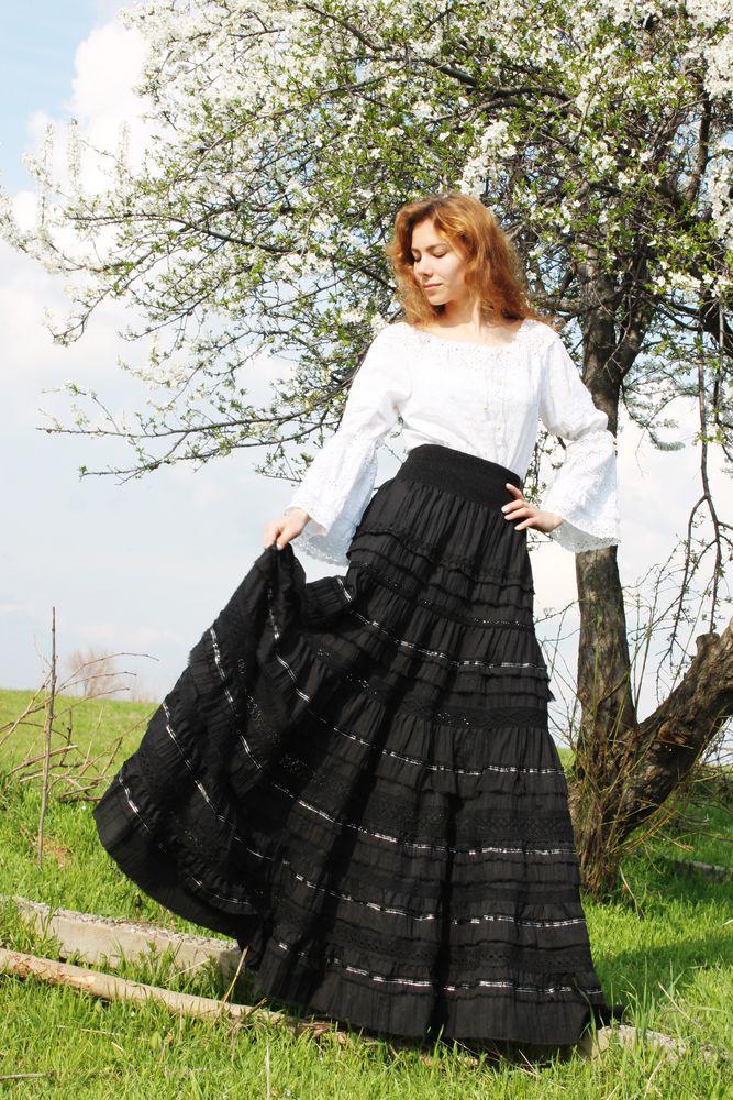 бохо стиль, платье бохо