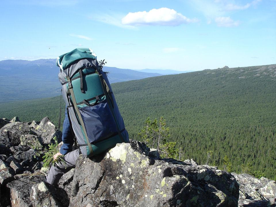 рюкзак туристический, идем в поход, туристическое снаряжение, своими руками, как сшить рюкзак, горы небо облака, урал природа красота, пеший поход