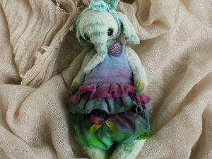 мой новый слоник Цветущая  Крайола | Ярмарка Мастеров - ручная работа, handmade