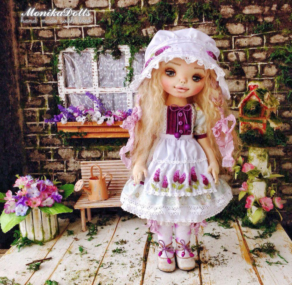 Картинки авторские куклы ручной работы только